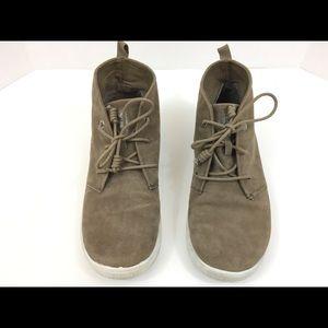 Sam Edelman Circus Tan Chukka High Top Soho Shoes
